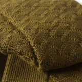 A Piece of Chic Cocoon Baumwollsocken khaki