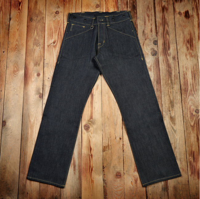 Pike Brothers 1936 Chopper Pant 11oz