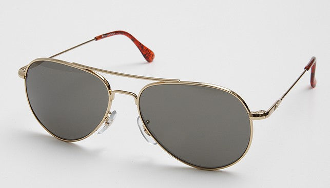 "AO Eyewear Sonnenbrille ""The General""  - Gold"