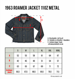 Pike Brothers 1963 Roamer Jacket 11oz metal