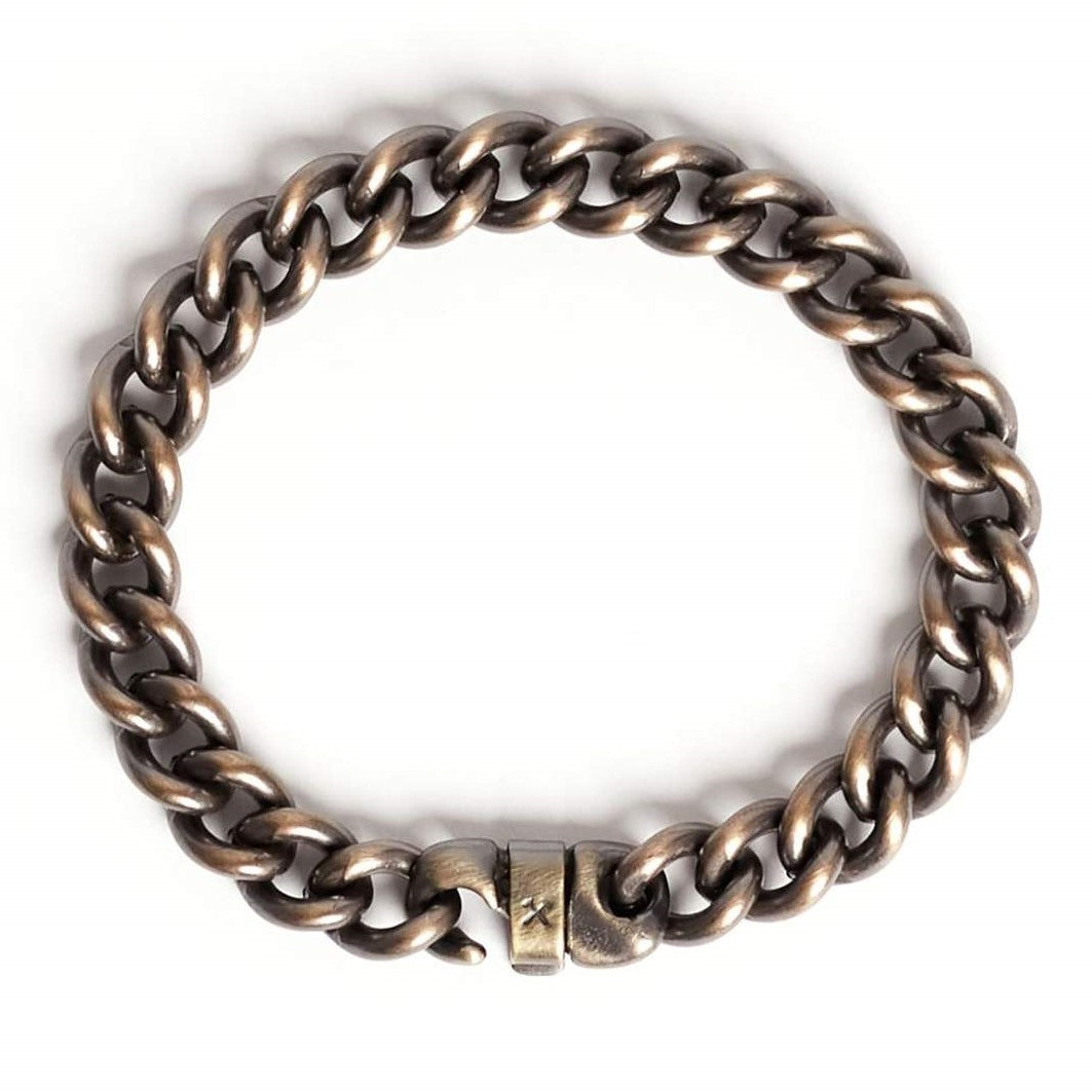 """Signature"" Bracelet - Messing Armkette"