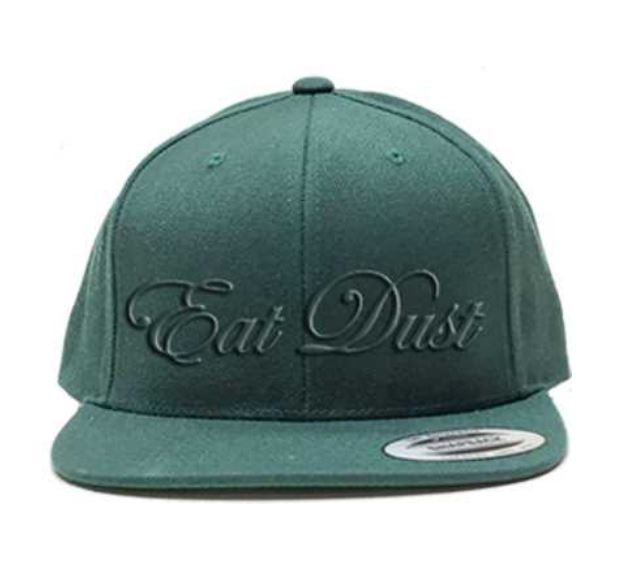 Eat Dust X Snapback Ivy Green