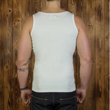 Pike Brothers 1954 Tank Top Double Set weiss