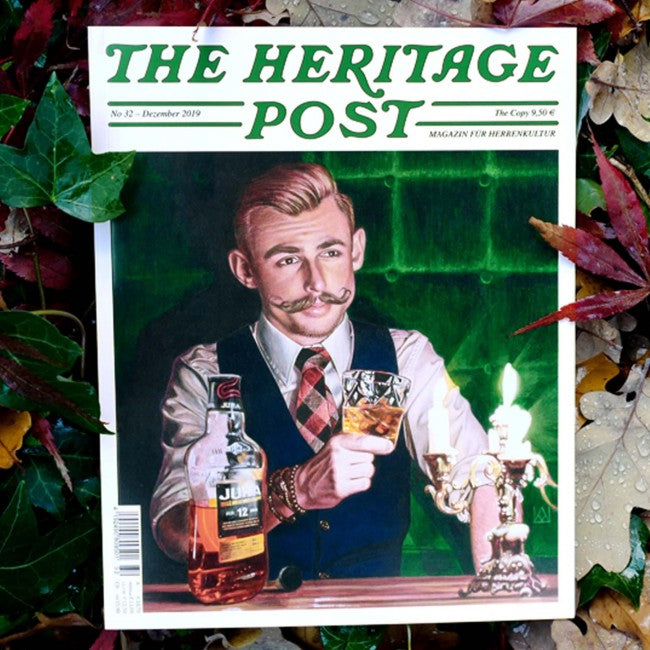 The Heritage Post - No. 32