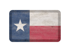 DECOR Series - Rustic Texas Flag