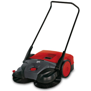 Haaga 400 Hand-Held Sweeper