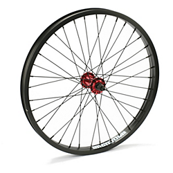 Redline Proline Front Wheel Black Front Alienation Deviant 20 x 1.75 D - Lenny's Bike Shop
