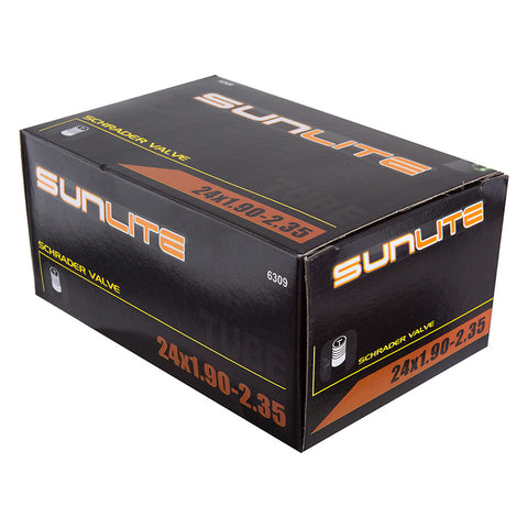 SUNLITE 24 x 1.90-2.35 SV TUBE - Lenny's Bike Shop