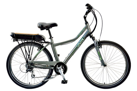 Sun Bicycles Electrolite E-Bike - Lenny's Bike Shop