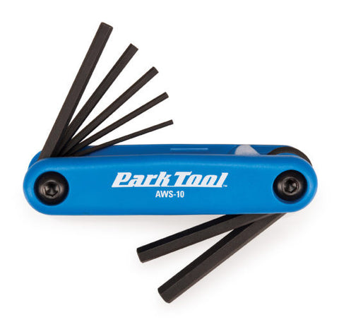 Park Tool Fold Up Hex Wrench Set - Lenny's Bike Shop