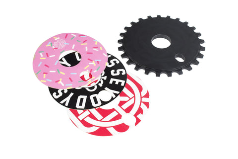 Odyssey Discogram Sprocket (Decals Included) - Lenny's Bike Shop