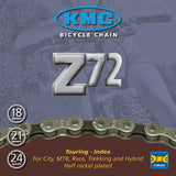 KMC Z72 Chain - Lenny's Bike Shop