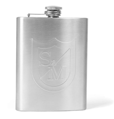 S&M Hip flask - Lenny's Bike Shop