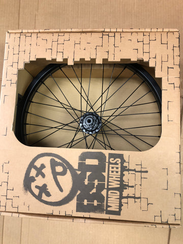 BSD BACK STREET PRO MIND WHEEL - Lenny's Bike Shop
