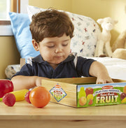 Melissa & Doug Play-Time Produce Farm Fresh Fruit