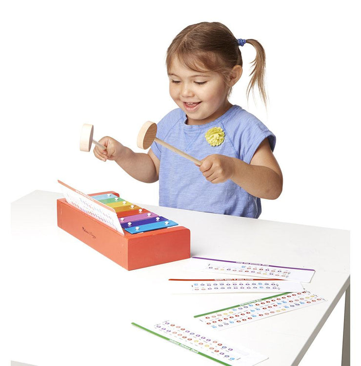 Melissa & Doug Learn-to-Play Xylophone