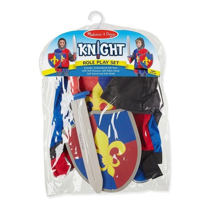 Melissa & Doug Role Playing Costume Set Knight