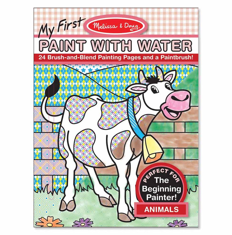 Melissa & Doug Paint with Water Animals