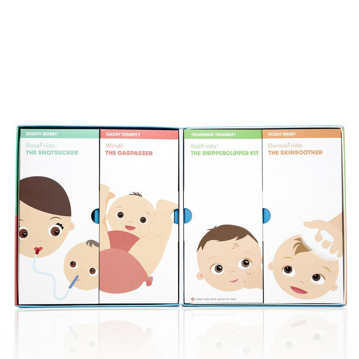 Fridababy The Baby Basics Kit