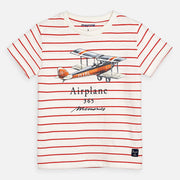 Mayoral Airplane T-Shirt