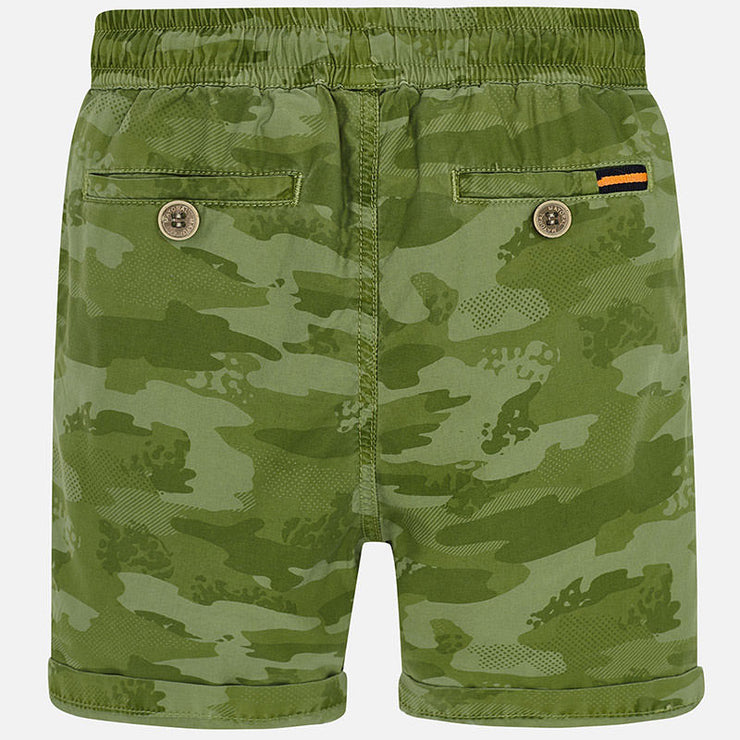 Mayoral Camo Shorts