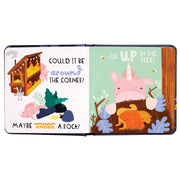 Manhattan Toy Finding Home - A Little Unicorns Tale Board Book