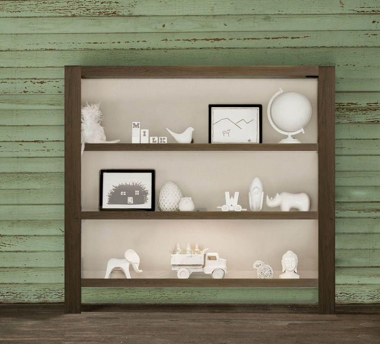 Milk Street True Hutch/Bookcase
