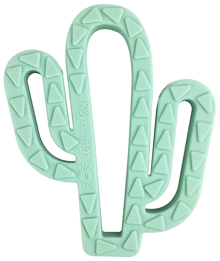 Itzy Ritzy Teething Happens Silicone Teether Cactus