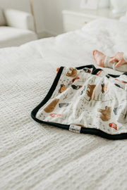 Copper Pearl Three-Layer Security Blanket Set | Lumberjack