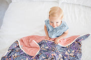 Copper Pearl Three-Layer Quilt - Meadow