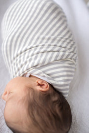 Copper Pearl Knit Swaddle Blanket - Everest