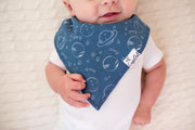 Baby Bandana Bibs - Apollo - Copper Pearl - 4