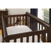 DaVinci Kalani 2-in-1 Mini Crib & Twin Bed