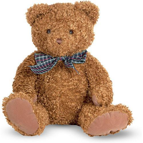Melissa & Doug Little Chestnut Teddy Bear