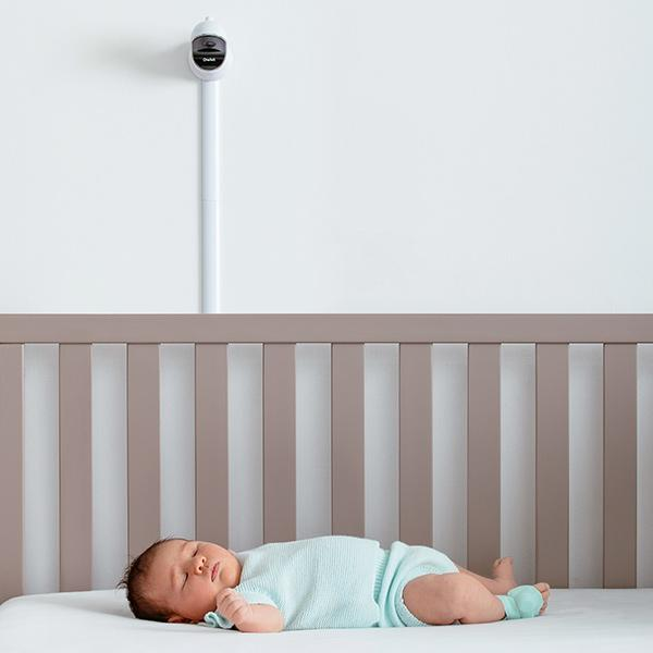 Owlet Smart Sock + Camera Complete Baby Monitor System