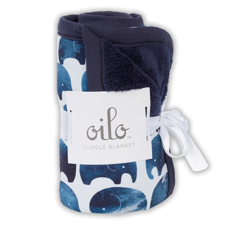 Oilo Elefant Cuddle Blanket