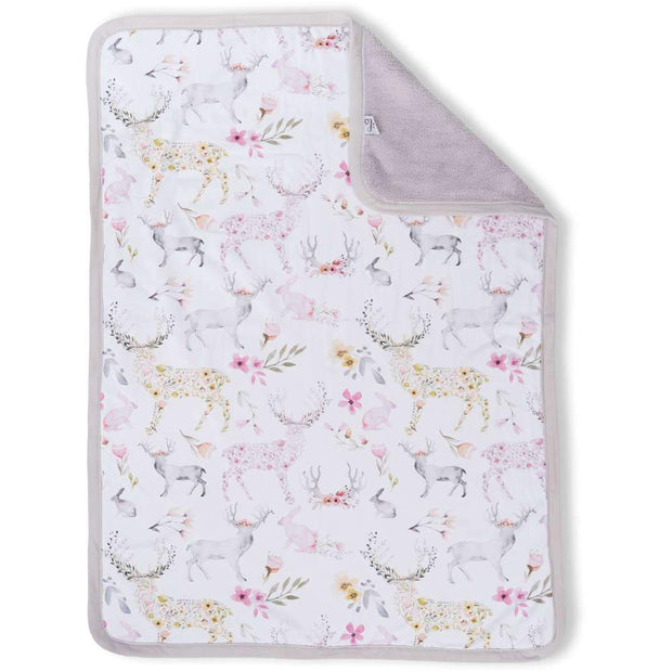 Oilo Fawn Cuddle Blanket