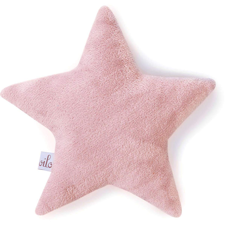 Oilo Blush Star Pillow