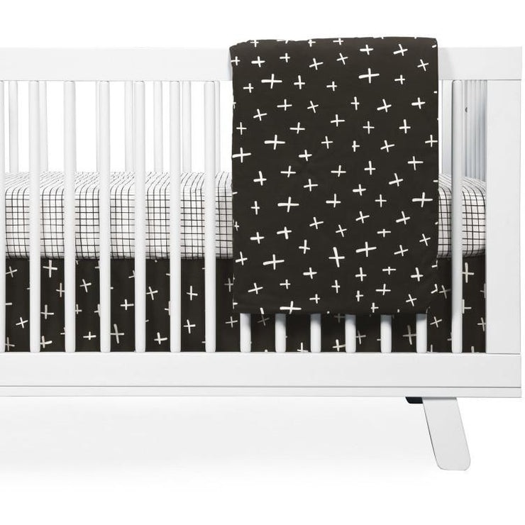 Babyletto Tuxedo 2-in-1 Play and Toddler Blanket