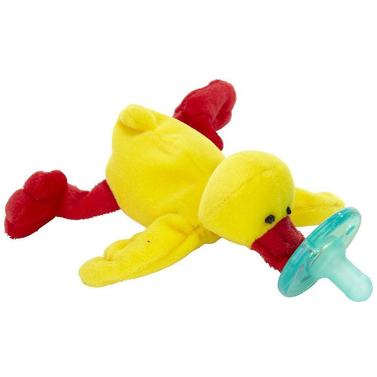 Wubbanub Pacifier Yellow Duck