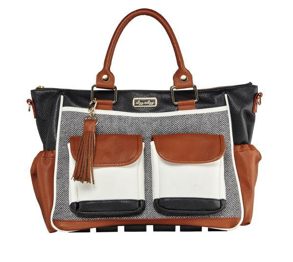 Itzy Ritzy Triple Threat Convertible Diaper Bag