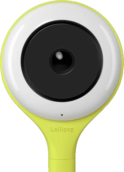 Lollipop Smart WiFi-Based Baby Camera
