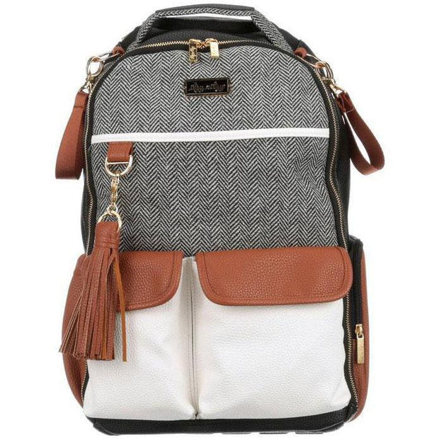 Itzy Ritzy Boss Diaper Bag Backpack