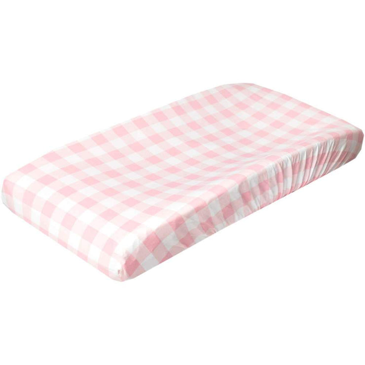 Copper Pearl Premium Diaper Changing Pad Cover - London