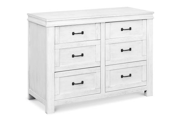 Million Dollar Baby Classic Hollis 6-Drawer Double Dresser