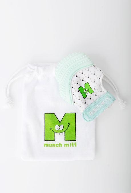 Munch Mitt Teething Mitten & Sensory Toy