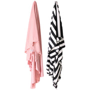 Knit Swaddle Blanket - Darling Set of 2 - Copper Pearl - 1