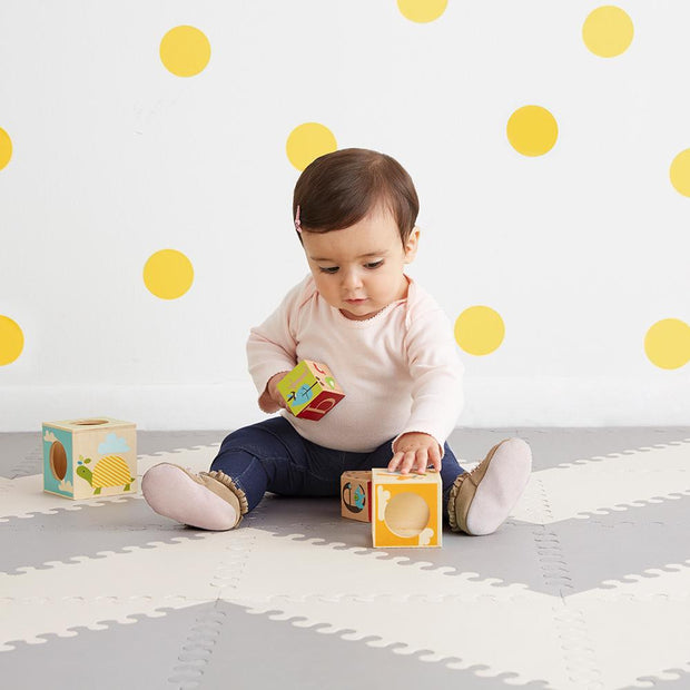 Skip Hop Playspot Geo Foam Floor Tiles