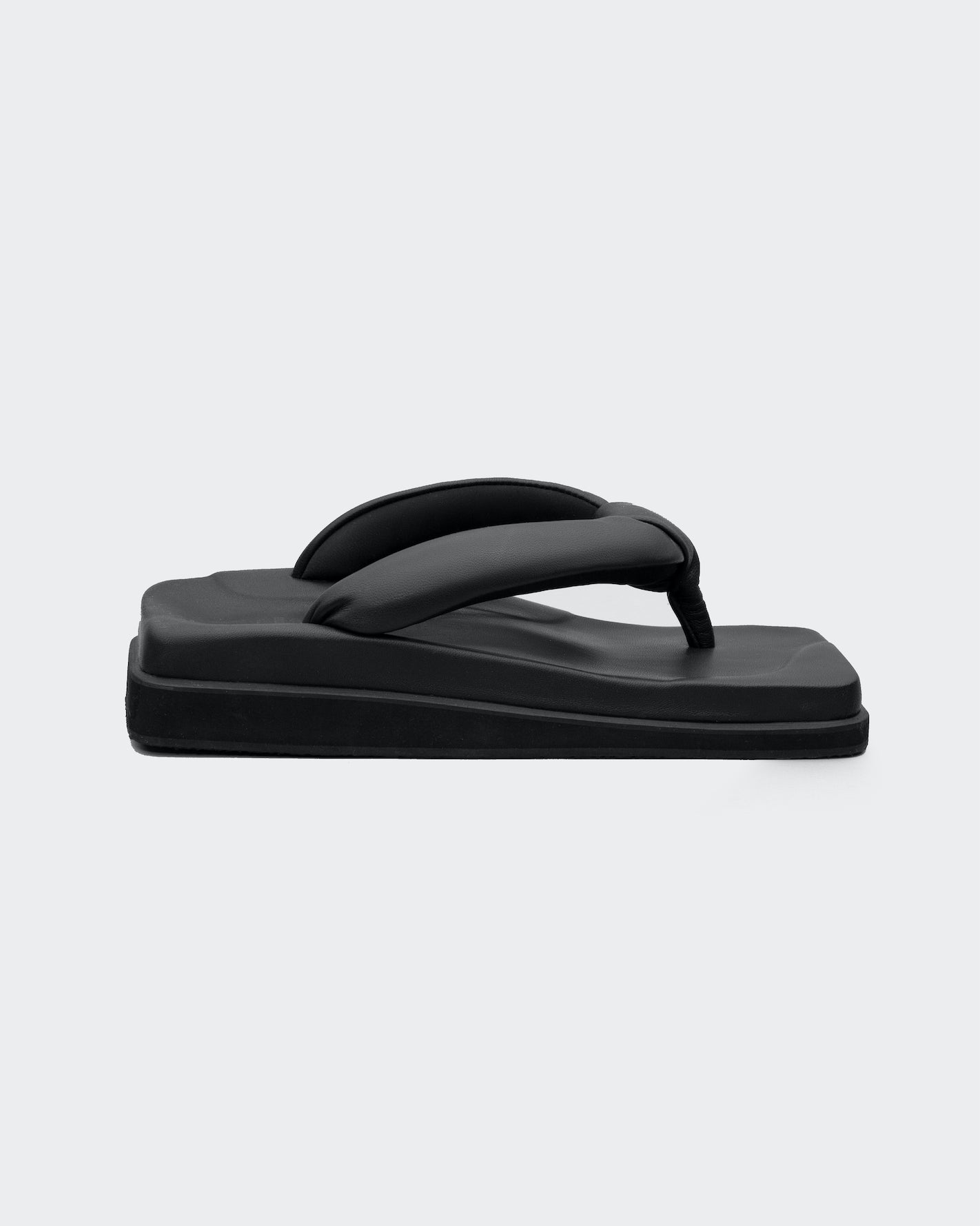 CLASSIC SINGLE SOLE BLACK - SINOBI