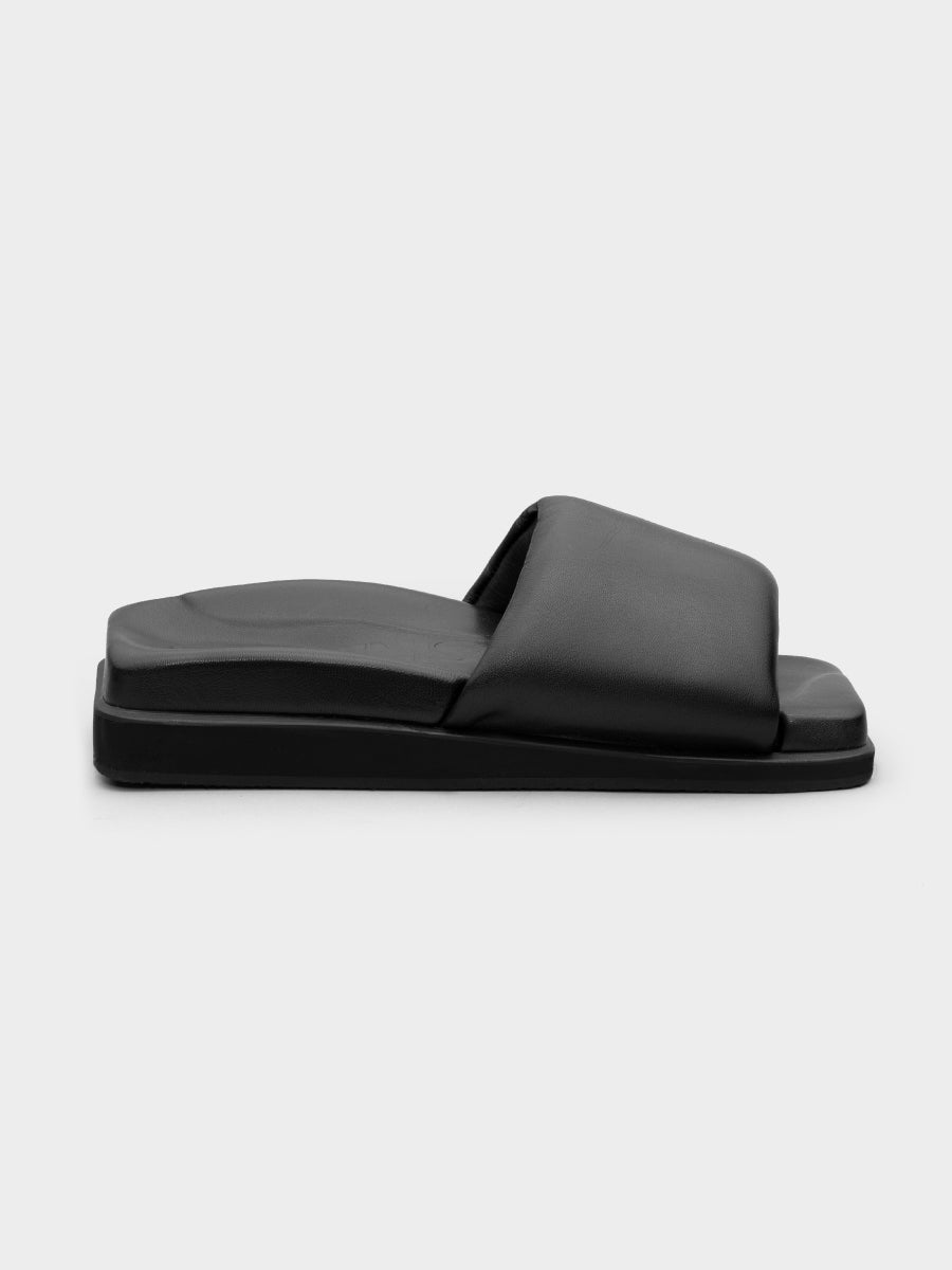 MONO SINGLE SOLE BLACK - SINOBI